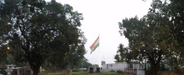 Pierwszy dzień w Indiach